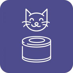 Comida húmeda para gatos